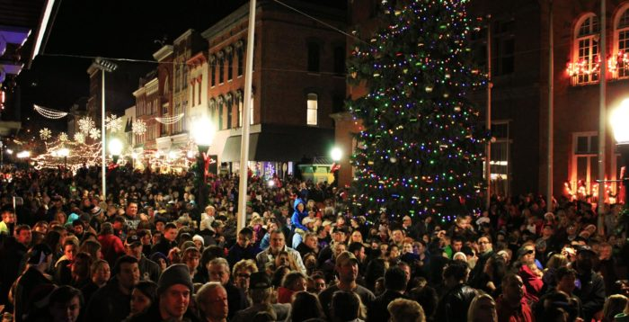 10 Best Christmas Towns In Maryland 2016