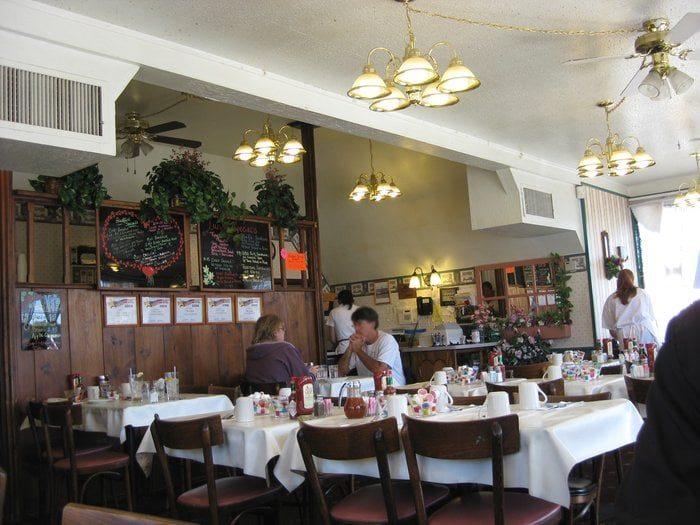 Crescent Cafe Truckee Menu