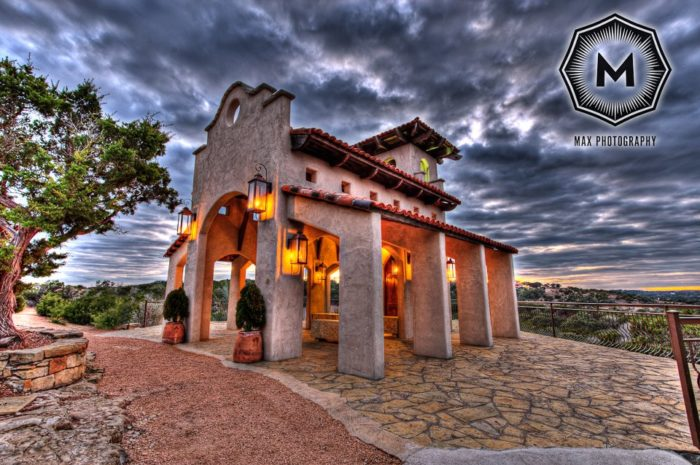 Chapel Dulcinea Is The Most Beautiful Outdoor Wedding Chapel In Texas
