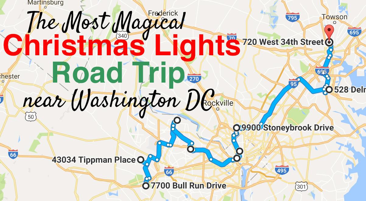 Christmas Lights Boise Idaho