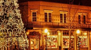 Here Are The 10 Most Enchanting, Magical Christmas Towns In South Carolina