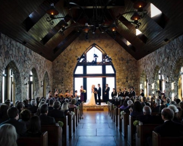 this south carolina chapel and wedding venue is located in