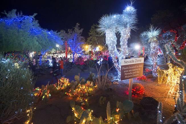 Ethel M. Chocolate Factory Cactus Gardens