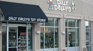 The Neighborhood Toy Store In Arkansas That Will Bring Out Your Inner Child