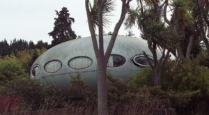 These Abandoned Futuristic Homes In New Jersey Are Truly Bizarre