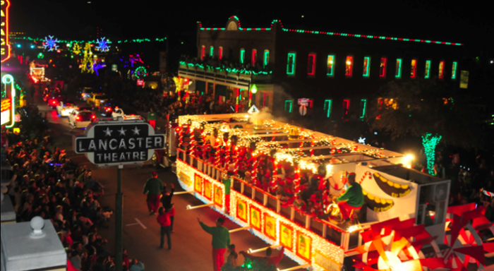 The 10 Best Christmas Towns In Texas In 2016