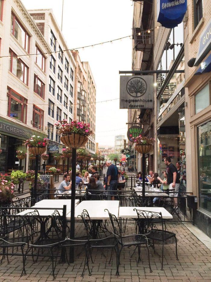 Greenhouse Tavern - Dining Cleveland