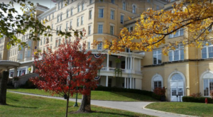 This Haunted Indiana Hotel Will Send Chills Down Your Spine