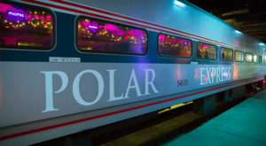 The Magical Polar Express Train Ride in Illinois Everyone Should Experience At Least Once