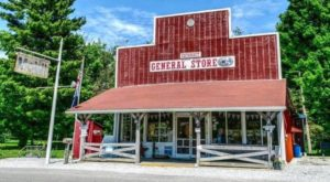 The Oldest General Store In Indiana Has A Fascinating History