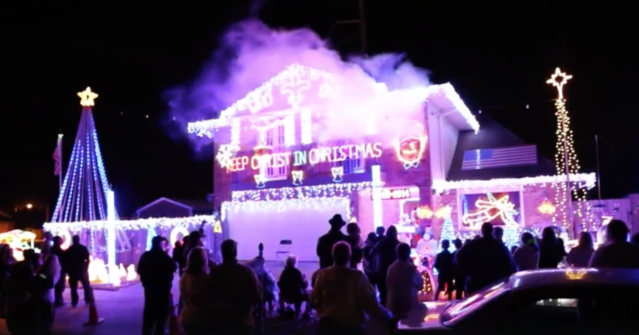 5 Best Christmas Light Displays In New Orleans 2016 - New Orleans Christmas Lights