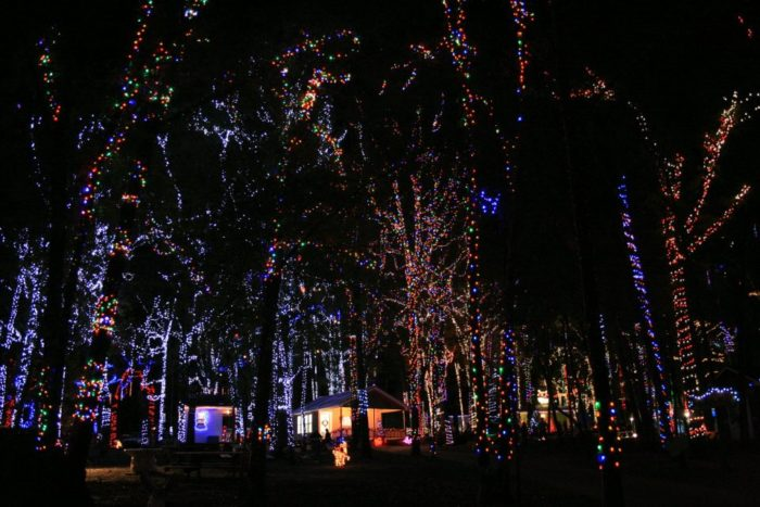 11 Best Christmas Light Displays In Alabama 2016