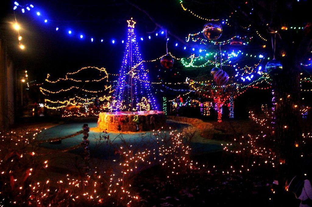 Best Christmas Lights In Chicago
