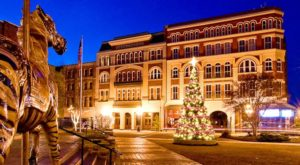 Here Are The 10 Most Enchanting, Magical Christmas Towns In Mississippi
