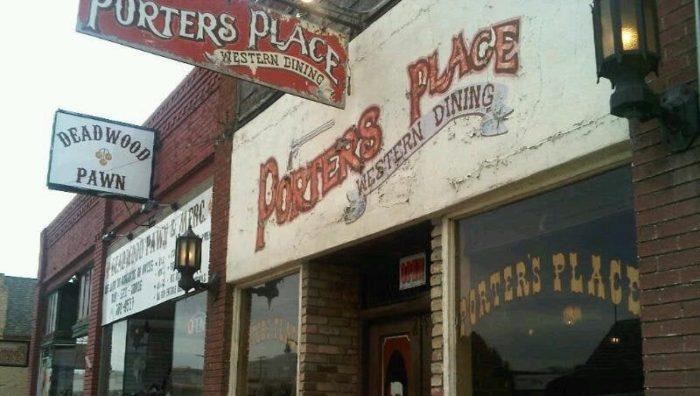 Since 1971 Porter S Place Has Honored Utah Feistiest Pioneer Orrin Rockwell
