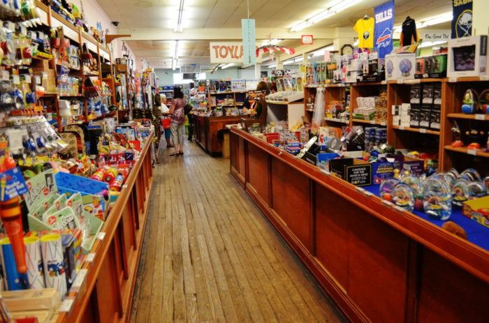 Vidler's Is One Of New York's Last 5 & 10 Cent Stores