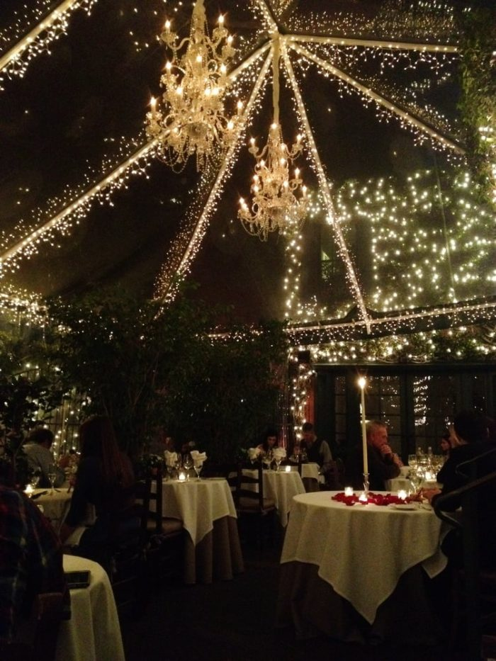 Il Cielo Restaurant In Southern California Is Enchanting