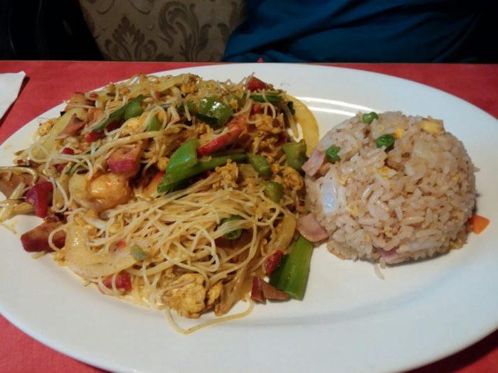 Chinese Restaurant On Utah Avenue