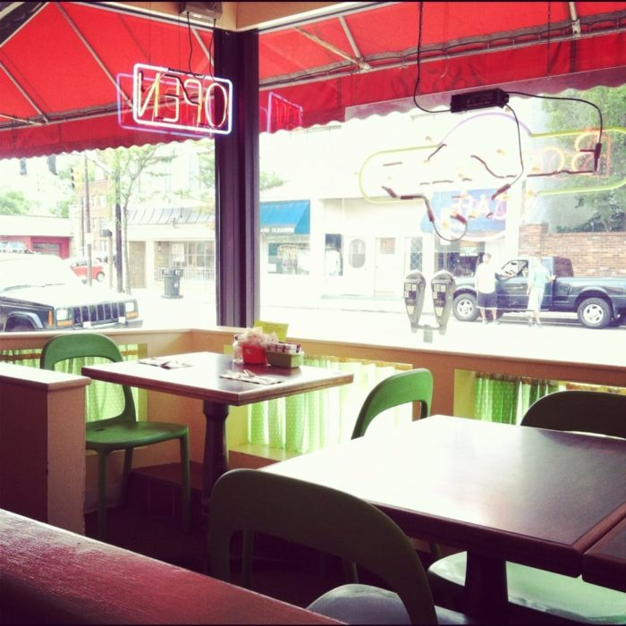 Tiny Restaurants