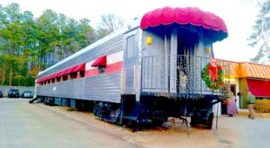 This Train In Massachusetts Is Actually A Restaurant And You Need To Visit