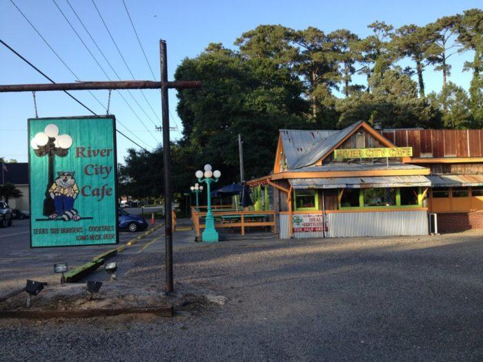 River City Cafe Menu Murrells Inlet