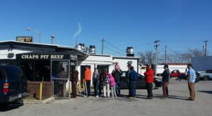 This Is The Most Popular Place To Get Pit Beef In Maryland And You Have To Try It