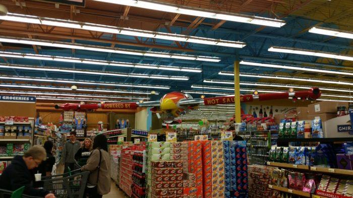 Jungle jim 39 s international market in cincinnati ohio for Fish market cincinnati
