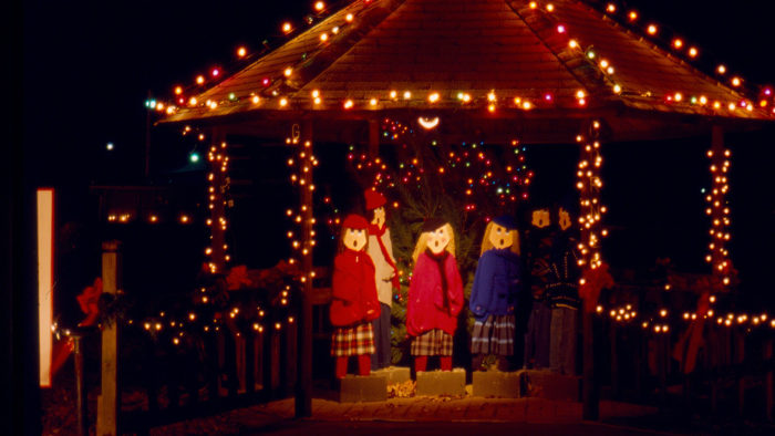 Holiday in the Park, Parkersburg - 11 Best Christmas Light Displays In West Virginia 2016