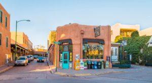 4. Cafe Pasqual's, 121 Don Gaspar Avenue, Santa Fe