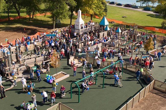 Possibility Playground In Wisconsin Is An Inclusive Play