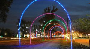 The One Town In Louisiana That Turns Into A Winter Wonderland Each Year