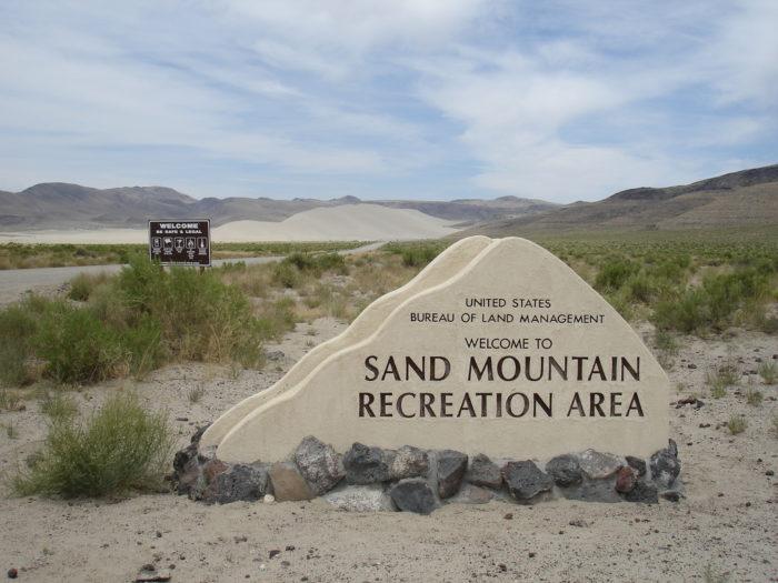 Sand Mountain