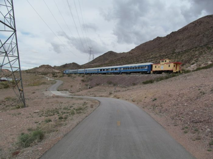 Southern Nevada Railway and Museum