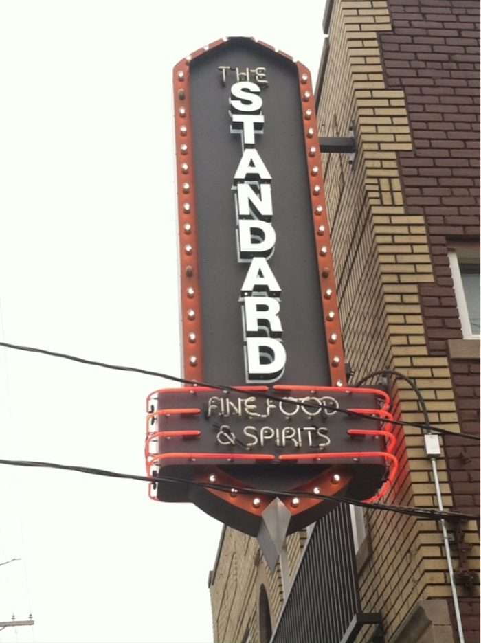 The Standard - Dining Cleveland