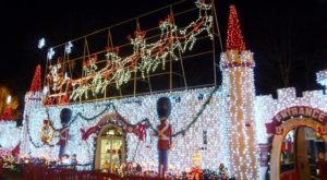 10 Christmas Light Displays In New Jersey That Are Pure Magic