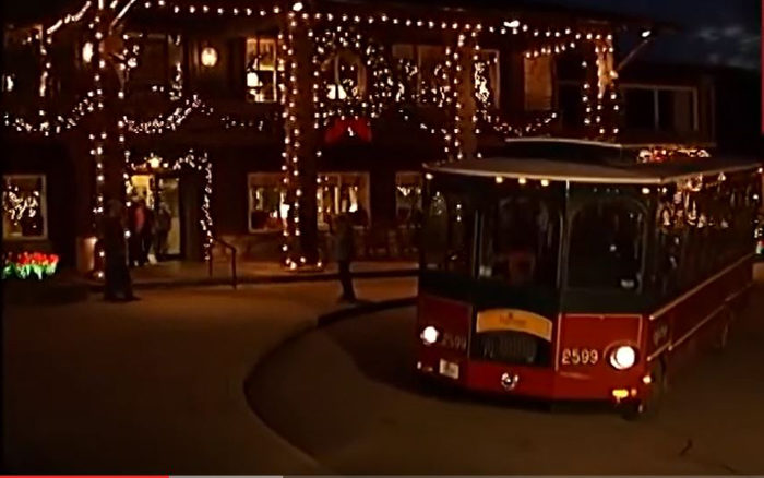 The Oglebay Resort Trolley Tour In West Virginia Is Magical