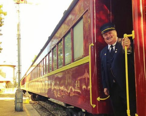 Take The Texas Polar Express Christmas Train Ride At The