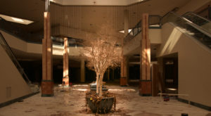 Step Inside The Abandoned Mall That's Been Left To Decay In Illinois