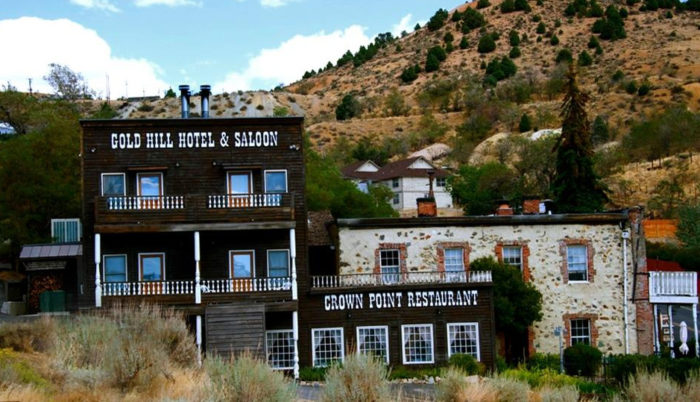 Gold Hill Hotel & Saloon