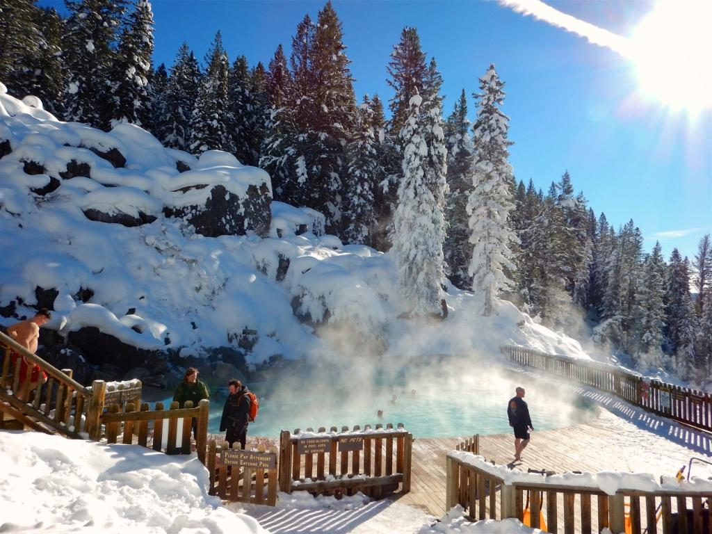 Granite Hot Springs In Wyoming Is Everything You Need For