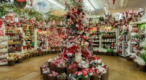 The Christmas Store In Texas That's Simply Magical