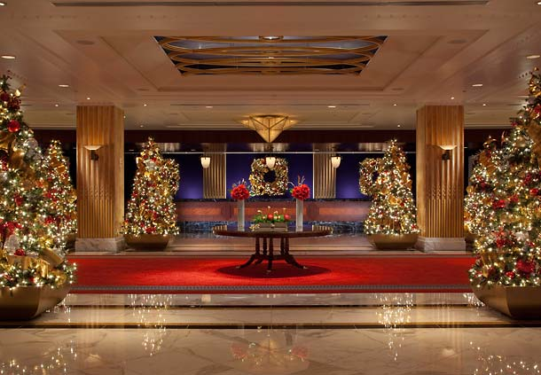 Gaylord National Resort In Maryland Is A Christmas Lover S