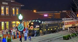 The Magical Polar Express Train Ride In West Virginia Everyone Should Experience At Least Once
