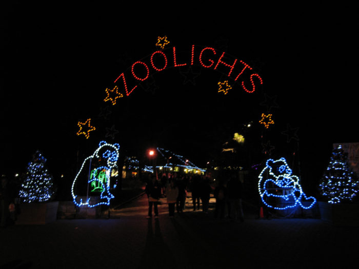 1 zoolights at the national zoo - Christmas Lights In Dc