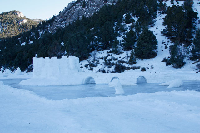 White Pine Fire and Ice Show