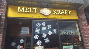 The Restaurant In Pennsylvania That Serves Grilled Cheese To Die For