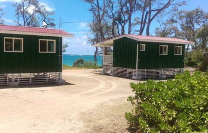 Malaekahana Beach Cabins