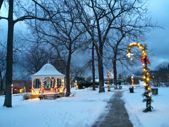 8 More Of The Best Holiday Light Displays In Michigan 2016