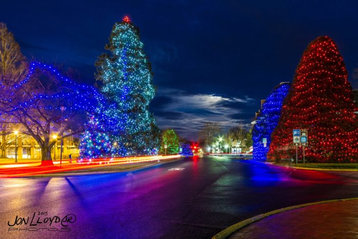 7 Delaware Main Streets That Are Magical At Christmastime