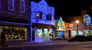 The One Town In Wisconsin That Turns Into A Winter Wonderland Each Year